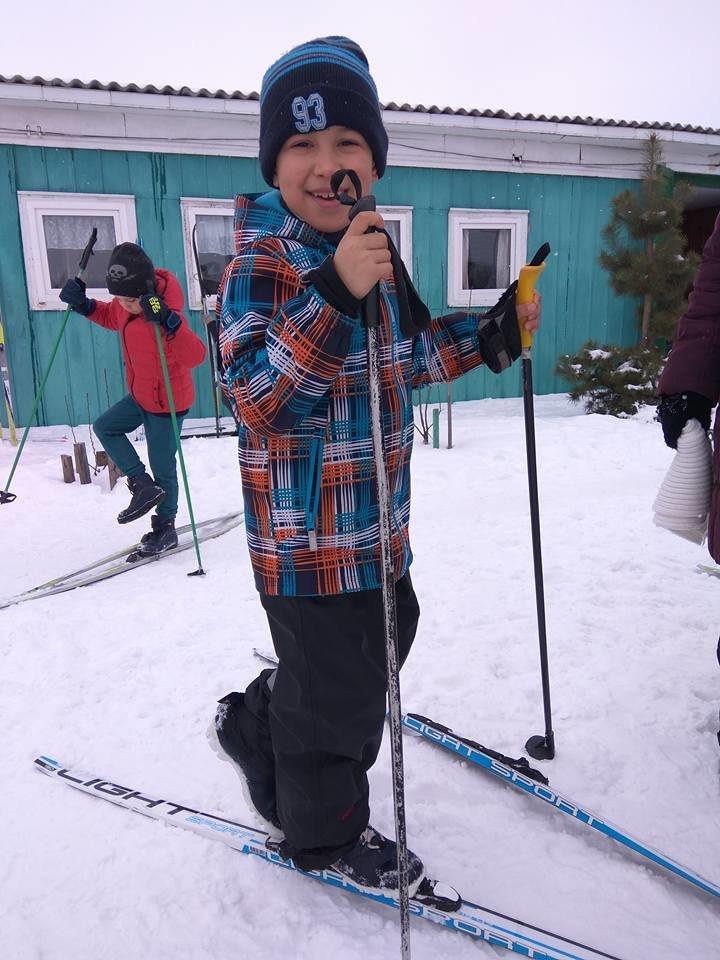 В Конотопі змагалися лижники від 6 до 16 років, фото-1