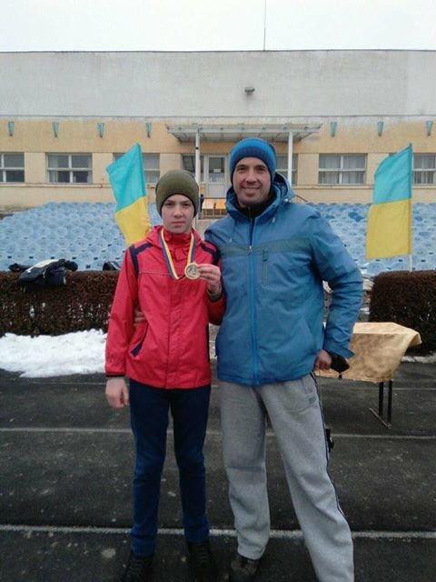 Конотопець став Чемпіоном України з метання спису, фото-1