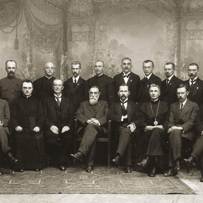 Lietuvos_Taryba_1918