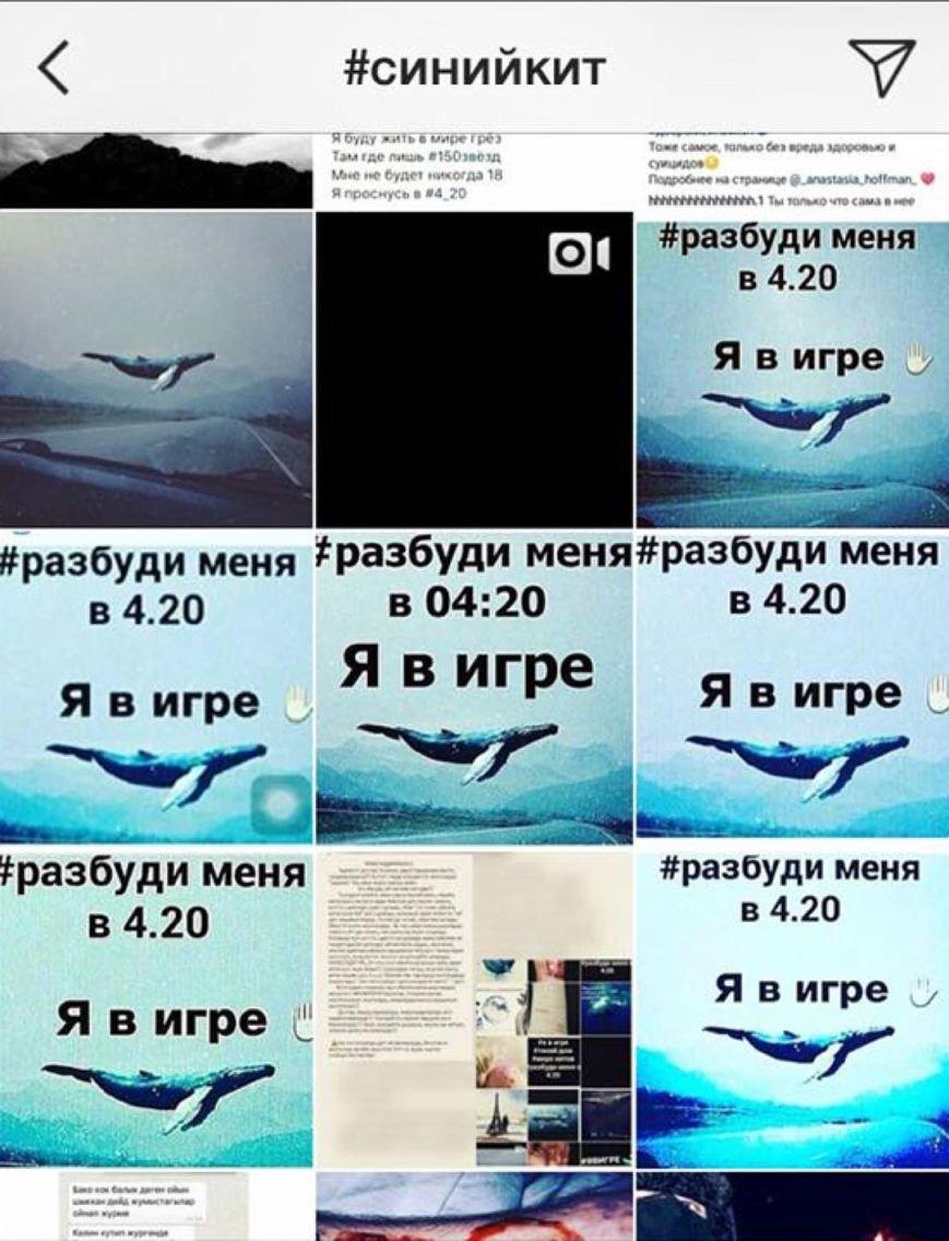 """В Украине появились """"группы смерти"""", которые доводят подростков до самоубийства, фото-3"""