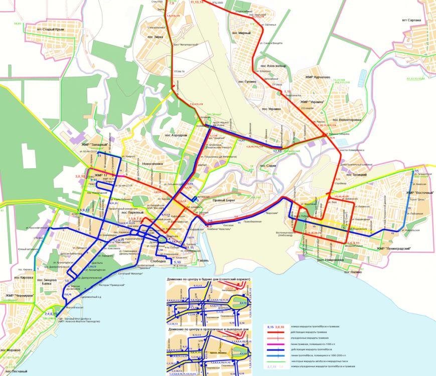 В Мариуполе пообещали сохранить все трамвайные маршруты (ФОТО), фото-6