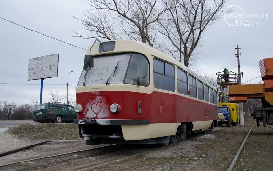В Мариуполе пообещали сохранить все трамвайные маршруты (ФОТО), фото-9