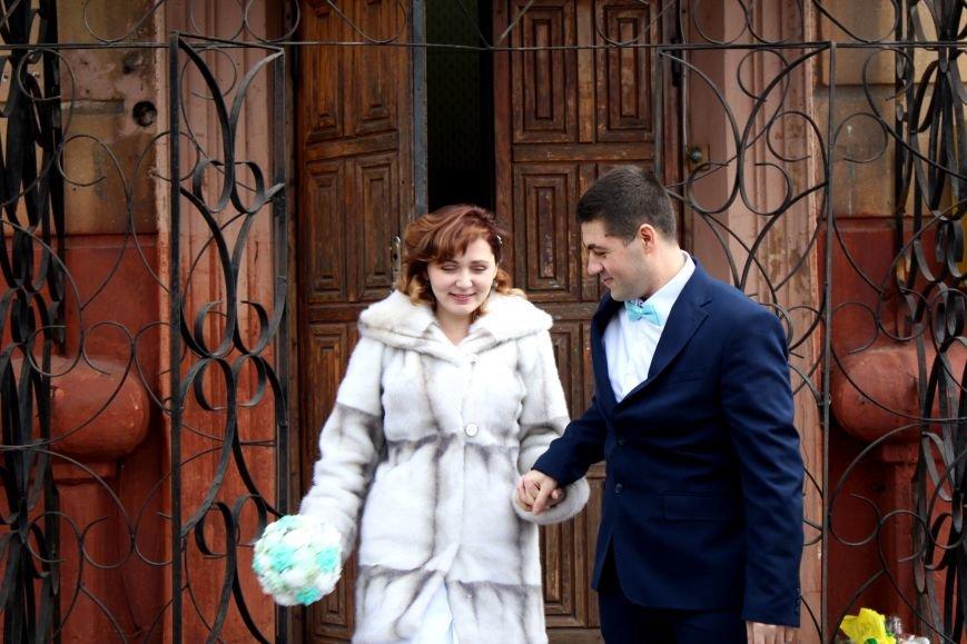 В День всех влюбленных сразу 12 пар решили заключить экспресс-брак (ФОТО), фото-5