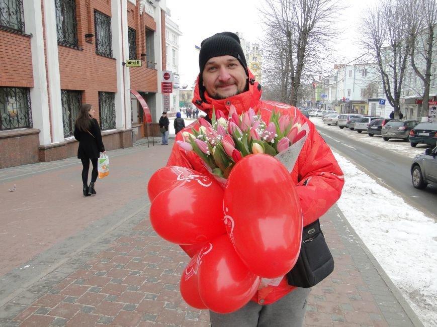 Валентинів День: як святкують хмельничани (ФОТО, ОПИТУВАННЯ), фото-2