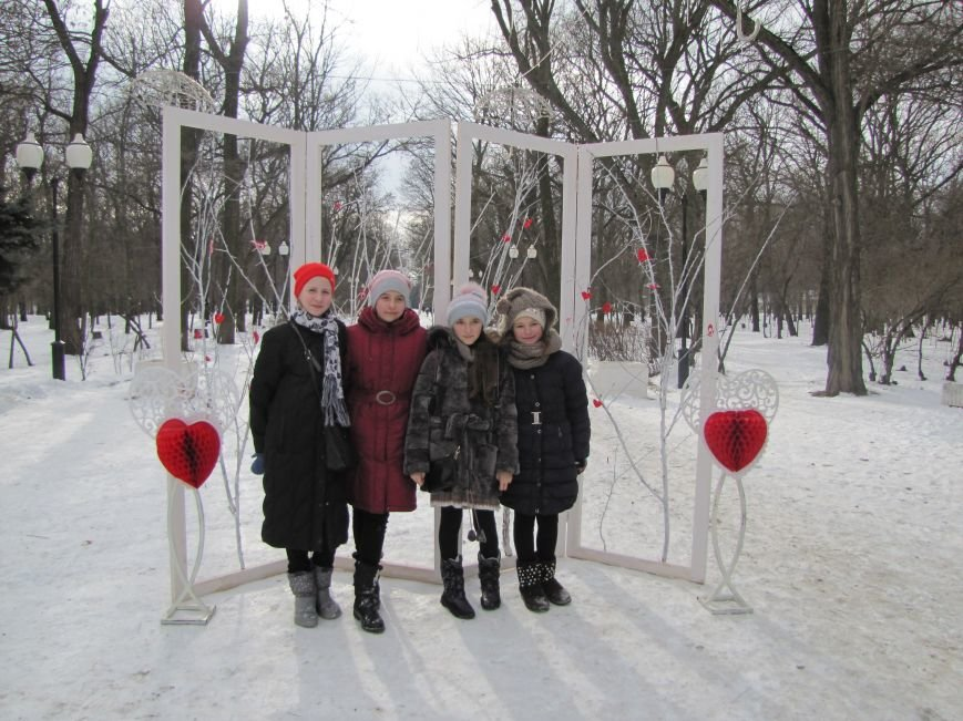 В центральном парке работают фотозоны для влюбленных, фото-4