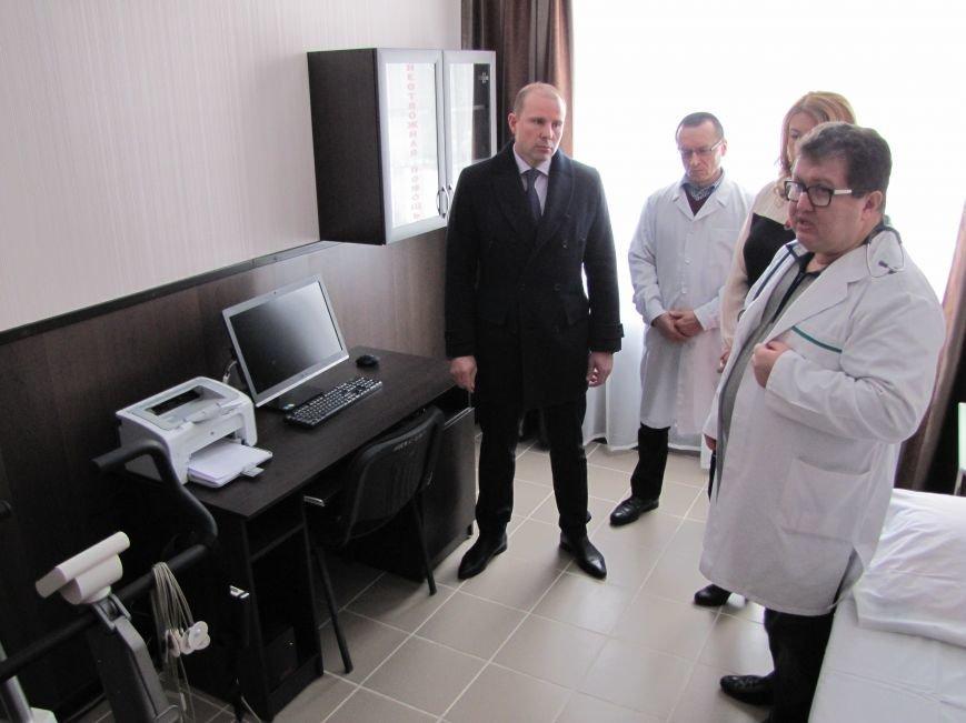 У мелитопольских кардиологов появилось новое оборудование (фото, видео), фото-2
