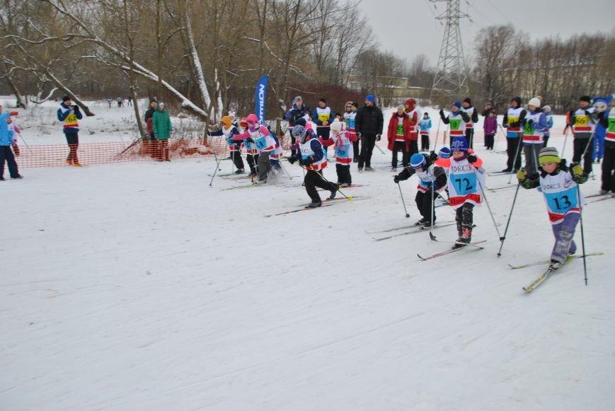 В Нижнем парке состоялись соревнования по лыжным гонкам среди семейных команд, фото-2