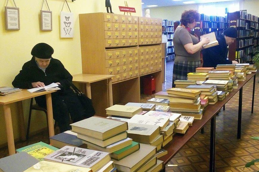 Библиотеки Пушкинского района занимаются книговоротом, фото-2