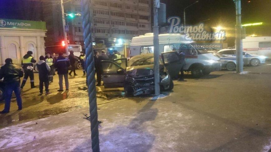 Ростовчанин без прав устроил ДТП на Шайбе и сбежал, фото-1