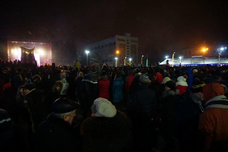 Оля Полякова зажгла в Каменском, фото-7