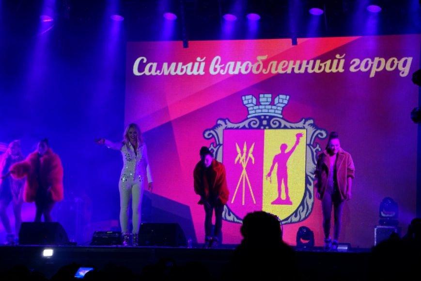 Оля Полякова зажгла в Каменском, фото-2