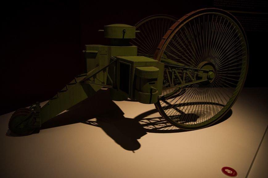 Музей бронетанковой техники собрал уникальную коллекцию предметов и макетов оружия, фото-9