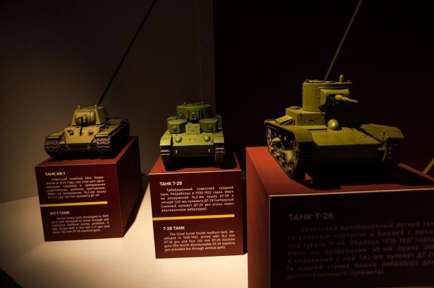 Музей бронетанковой техники собрал уникальную коллекцию предметов и макетов оружия, фото-12