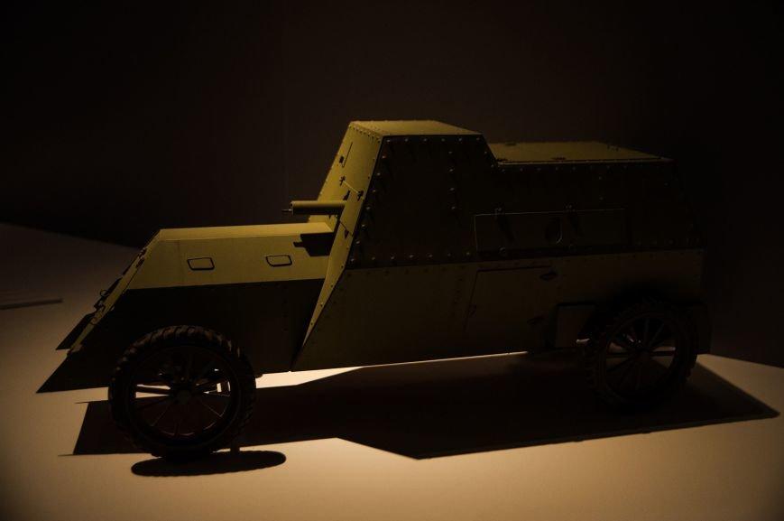 Музей бронетанковой техники собрал уникальную коллекцию предметов и макетов оружия, фото-6