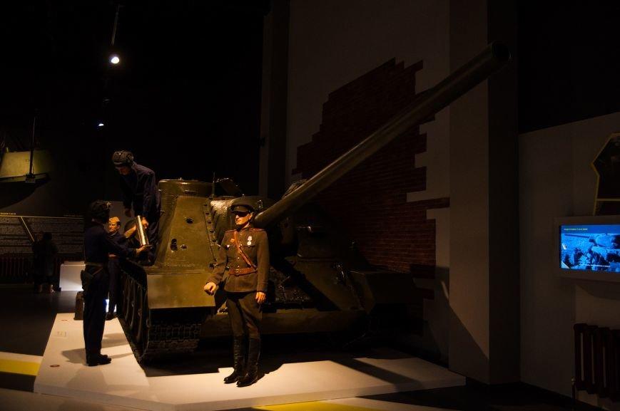 Музей бронетанковой техники собрал уникальную коллекцию предметов и макетов оружия, фото-28