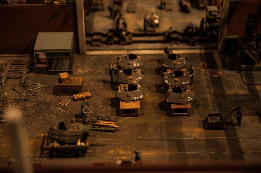 Музей бронетанковой техники собрал уникальную коллекцию предметов и макетов оружия, фото-20