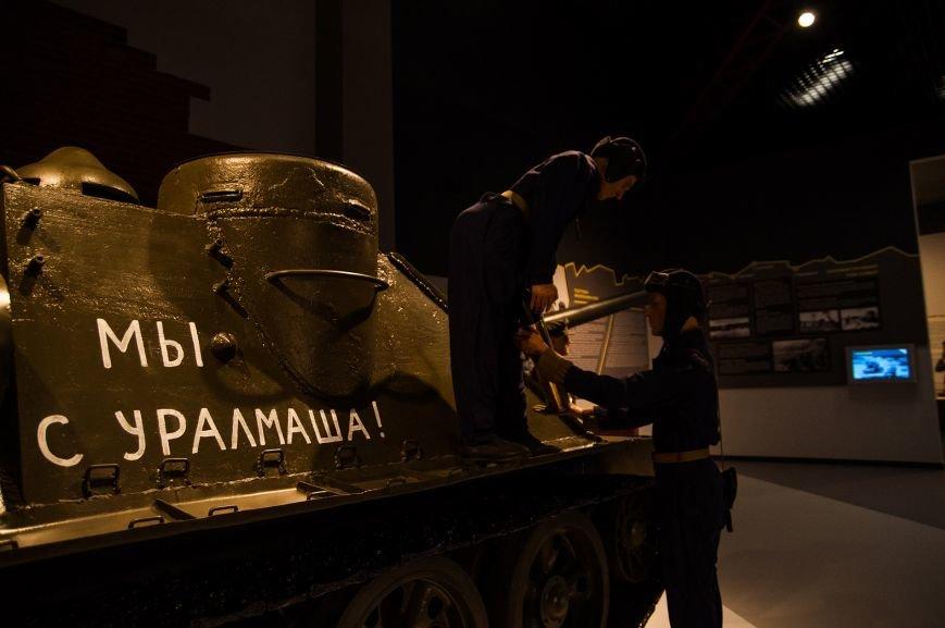 Музей бронетанковой техники собрал уникальную коллекцию предметов и макетов оружия, фото-27