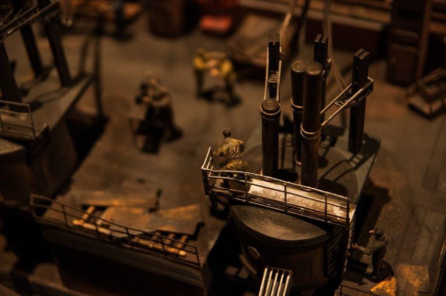 Музей бронетанковой техники собрал уникальную коллекцию предметов и макетов оружия, фото-19