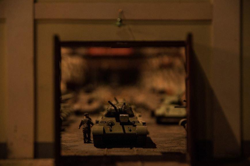 Музей бронетанковой техники собрал уникальную коллекцию предметов и макетов оружия, фото-25