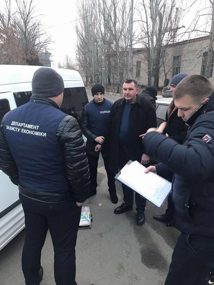 В Херсоні затримано директора КП «Херсонкомунтрассервіс», фото-1