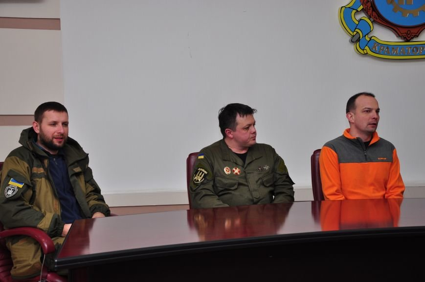На Общественном Совете в Краматорске обсудили вопросы торговой блокады, фото-2