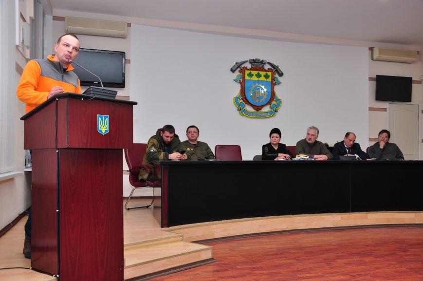 На Общественном Совете в Краматорске обсудили вопросы торговой блокады, фото-1