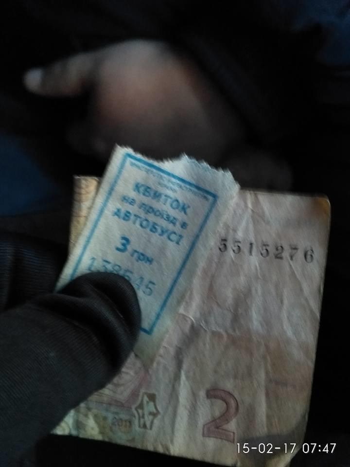 """Херсонские водители маршруток возвращают деньги и просят """"поехать на другой маршрутке"""" (фото), фото-1"""