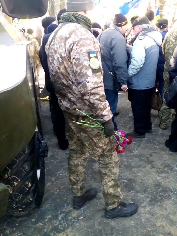 Херсонцы почтили память погибших воинов-интернационалистов (фото), фото-5