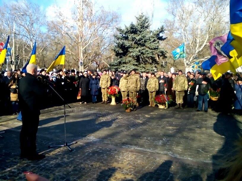 Херсонцы почтили память погибших воинов-интернационалистов (фото), фото-2