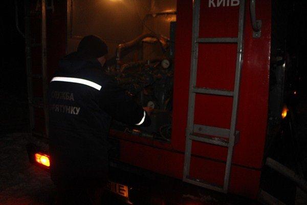 В Киеве горела трансформаторная подстанция (ФОТО), фото-3
