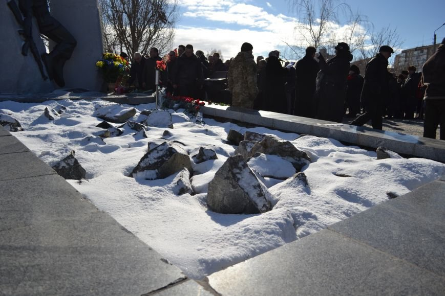 В Каменском почтили память воинов-афганцев, фото-13