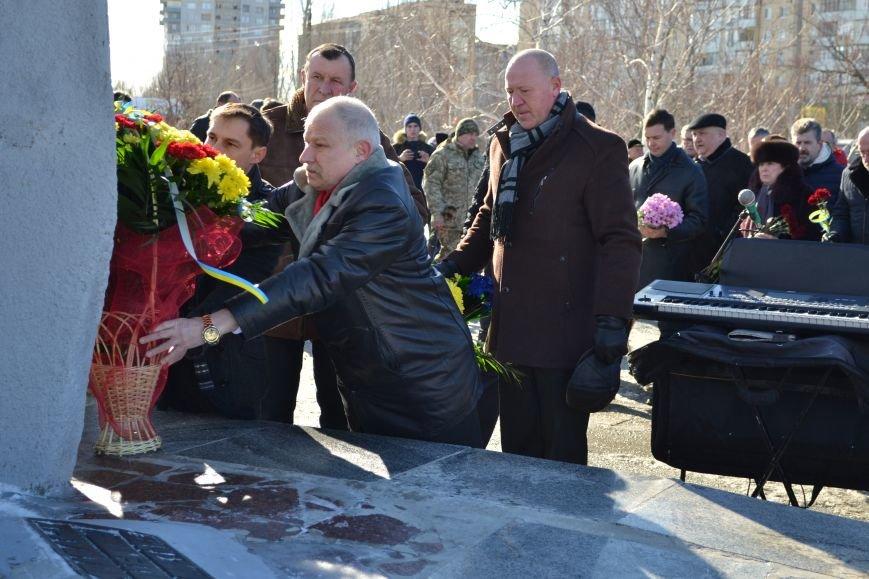 В Каменском почтили память воинов-афганцев, фото-11