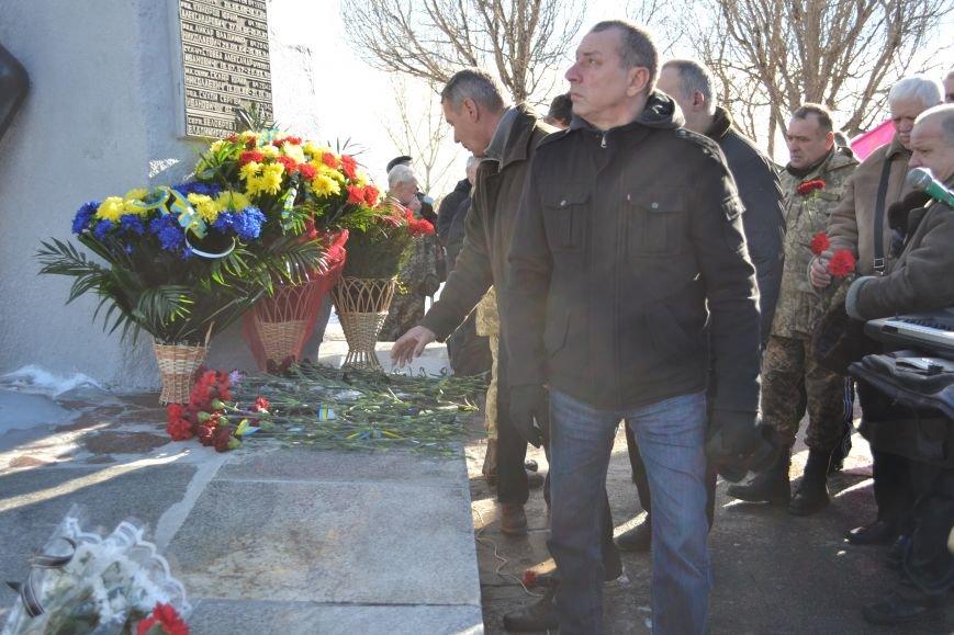 В Каменском почтили память воинов-афганцев, фото-14