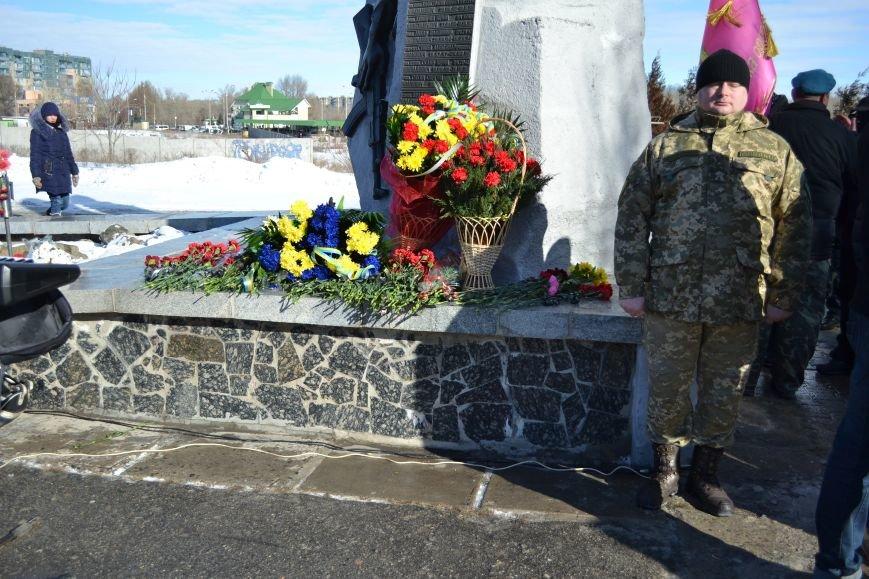 В Каменском почтили память воинов-афганцев, фото-20