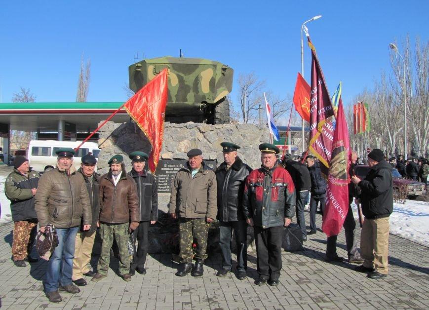 Воины-интернационалисты почтили память павших товарищей (фото, видео), фото-9