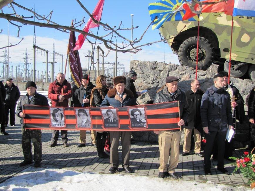 Воины-интернационалисты почтили память павших товарищей (фото, видео), фото-5
