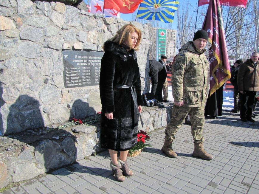 Воины-интернационалисты почтили память павших товарищей (фото, видео), фото-6