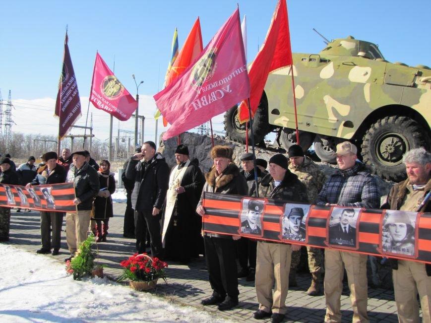 Воины-интернационалисты почтили память павших товарищей (фото, видео), фото-1