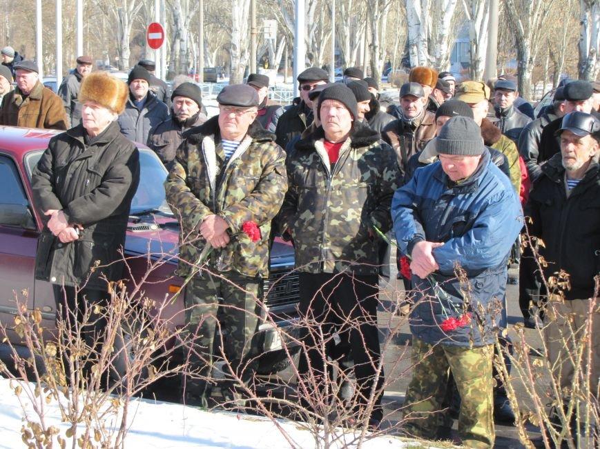 Воины-интернационалисты почтили память павших товарищей (фото, видео), фото-3