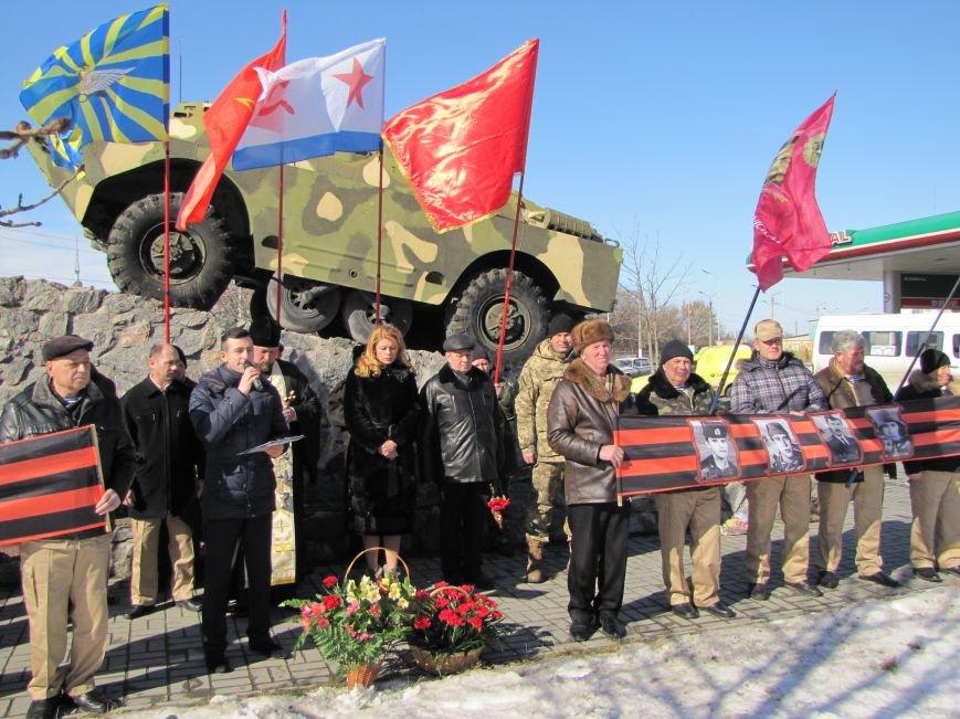 Воины-интернационалисты почтили память павших товарищей (фото, видео), фото-4