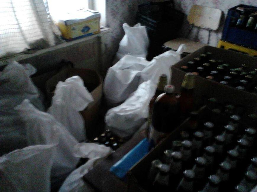 В Каменском изъяли большую партию алкоголя, фото-2