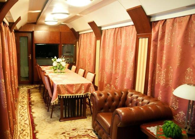 Сколько стоит одесситу шикануть в элитном поезде (ФОТО), фото-5