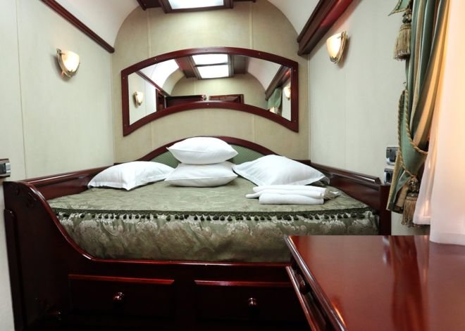 Сколько стоит одесситу шикануть в элитном поезде (ФОТО), фото-4