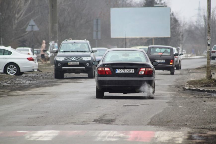 Ужгородські дороги після снігу: ямковий «облом», недобросовісні підрядники та плани міськради (ФОТОРЕПОРТАЖ), фото-5
