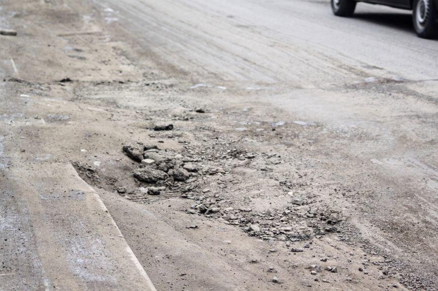 Ужгородські дороги після снігу: ямковий «облом», недобросовісні підрядники та плани міськради (ФОТОРЕПОРТАЖ), фото-15