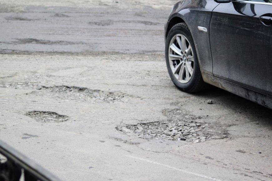 Ужгородські дороги після снігу: ямковий «облом», недобросовісні підрядники та плани міськради (ФОТОРЕПОРТАЖ), фото-10
