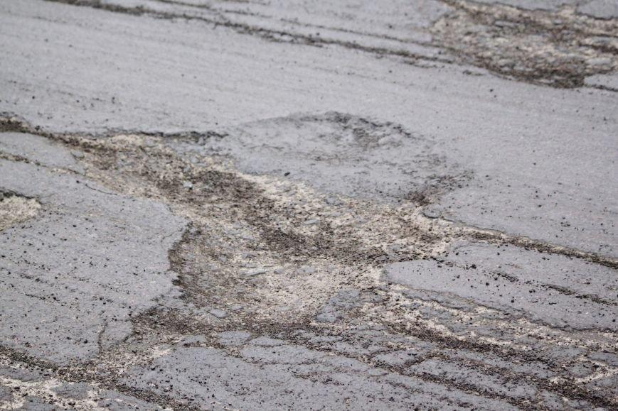 Ужгородські дороги після снігу: ямковий «облом», недобросовісні підрядники та плани міськради (ФОТОРЕПОРТАЖ), фото-13