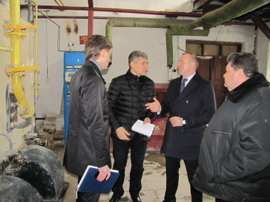 В Мелитополе началась модернизация тепловых сетей (фото, видео), фото-4