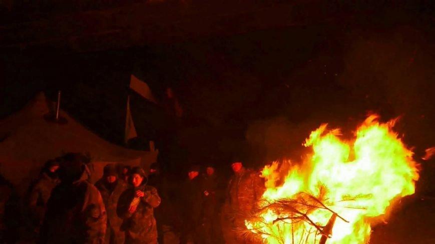 Участники «блокады» показали места своего расположения, а «Укрзалізниця» подсчитала убытки, фото-1