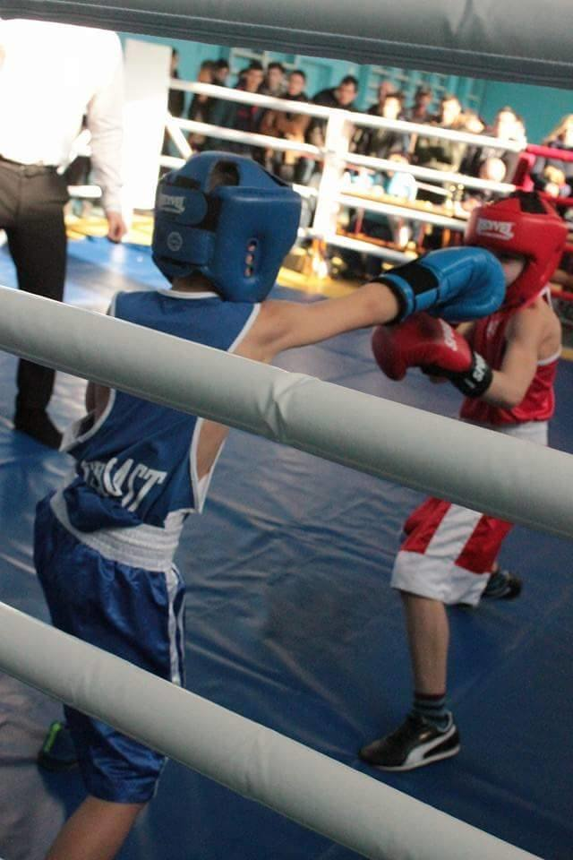 В Ужгороді провели чемпіонат міста з боксу: фото, фото-3